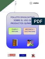Guia Us Productes Quimics Tallers