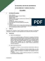 Derecho Constitucional 1 - Derechos Fundamentales 2 UNMSM Rcho