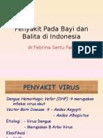Penyakit Bayi Dan Balita Di Indonesia