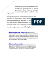 The strategic management process.docx