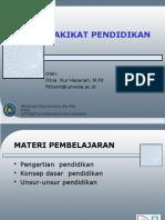 3. Hakikat Pendidikan.pptx