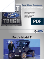 Dell vs. Ford