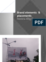 Ad Element and Place