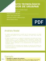 Ejemplo de Analisis Nodal
