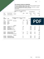 Analisis de costos unitarios de mejoramiento de carretera