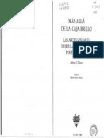 Arthur Danto - Más allá de la caja brillo.pdf
