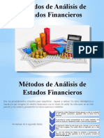 Metodos de Analisis de Estados Financieros