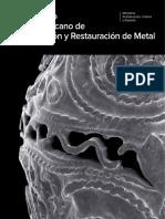 El Pueblo Mapuche y Su Plateria Analisis y Restauracion de Collares y Pectorales de Plata Del Siglo Xviii Xix