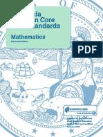 Ccs s Math Standard Aug 2013