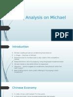 Case analysis Michael