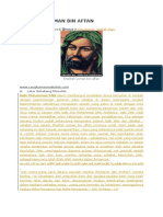 Khalifah Usman Bin Affan