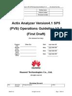 W-Actix Analyzer Guide
