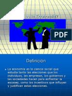Cap1 Introducción a La Economía