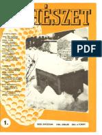 Méhészet 1984 01