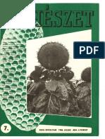 Méhészet 1984 07