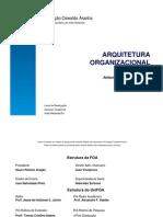 Arquitetura Organizacional