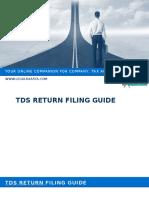TDS Return - Taxraahi