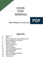 Door Step Banking