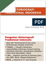 Historiografi Tradisional Indonesia