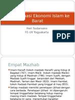 Transformasi Ekonomi Islam ke Barat.ppt
