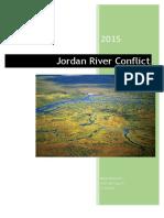 river jordan - water diversion