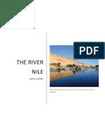 river nile - dams