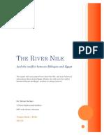 river nile - dams 2