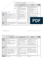 freebies 6-12 collaboration rubric ccss