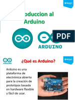 01 Arduino Introduccion