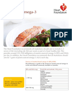 Sources of Omega 3 (1)