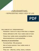 Purushartha s
