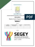 ADA 1 (SB)