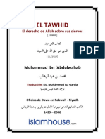 The Book of Tawheed - Tameemi