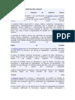 Conceituação e Disposições Gerais Auditoria Interna