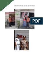 Pemasangan Bendera Ibu Hamil Desa Bugis Utara