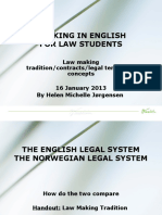 Week 1 Law Making Tradition Contracts Legal Terms and Concepts (1)