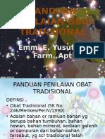 panduaan penilaian OT03