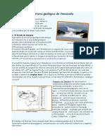Estructuras Geologicas . Ar
