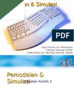 Modeling and Simulation Rev Lengkap (2)