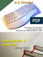 Modeling and Simulation Rev Lengkap (5)