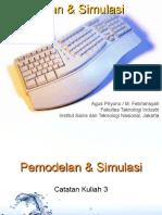 Modeling and Simulation Rev Lengkap (3)