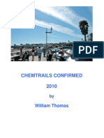 Chemtrails Confirmed - William Thomas