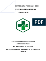 Panduan Internal Program Dbd