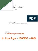History Class 21 - Module 2-05-09!02!2015 Eastern Zhou Dynasty