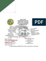 Army Bday Flyer