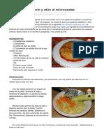 Pastel de calabacín y atún al microondas.pdf