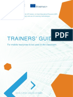 Mobile Tech Trainers' Guide English