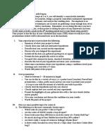 AP Statistics Final Project