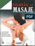 Anatomia Del Masaje