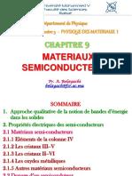 9 Cha9 Materiaux Semiconducteurs